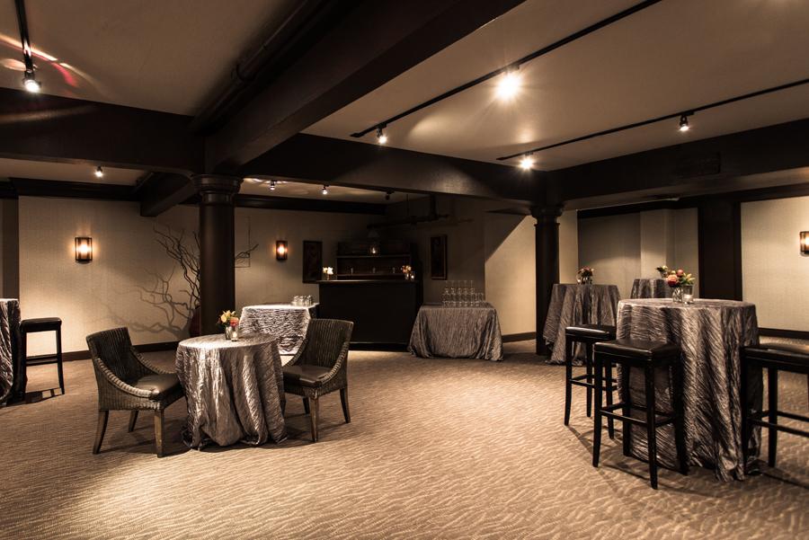North Mezzanine venue interior